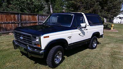 1982 Ford Bronco Xlt Lariat 79178 Miles Used Ford Bronco For