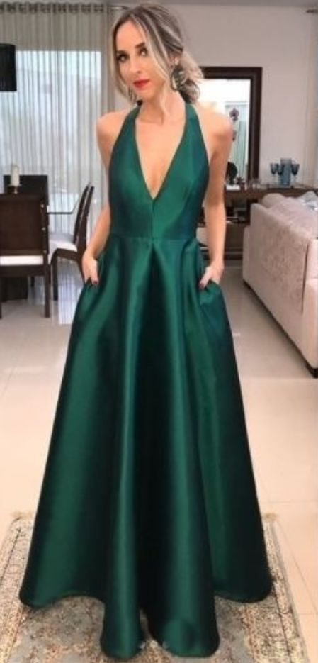 Emerald Prom Dresses Covered