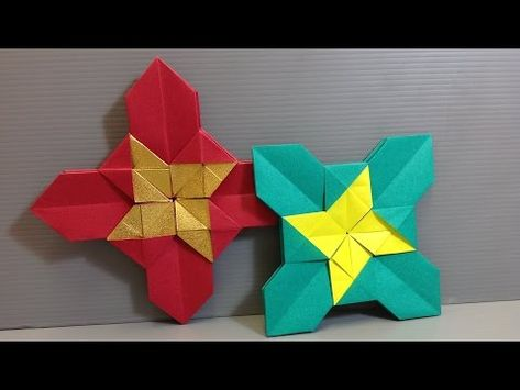 How to Make a Paper Picture Frame. Origami Photo frame easy and ... | 355x473