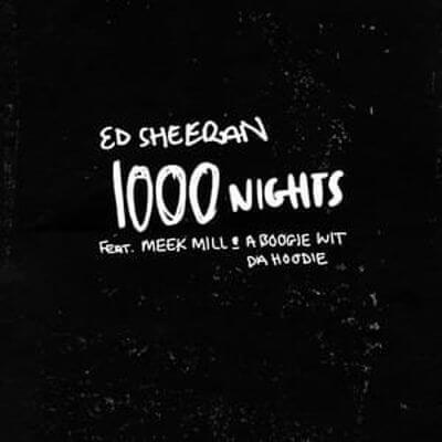 Ed Sheeran 1000 Nights Mp3 Download With Images Ed Sheeran