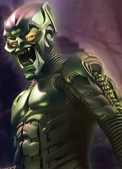 Willem Dafoe as Norman Osborn / Green Goblin | Spiderman (2002)