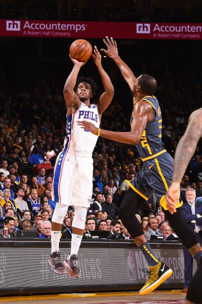 Jimmy Butler Of The Philadelphia 76ers Shoots The Ball During The Philadelphia 76ers Jimmy Basketball Wallpapers Hd