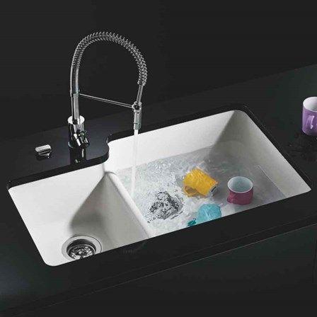 Schock Solido Cristalite Granite 1 75 Bowl Undermount Sink Waste