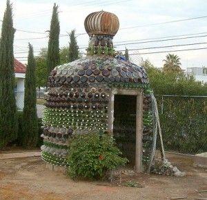 Bottle House California