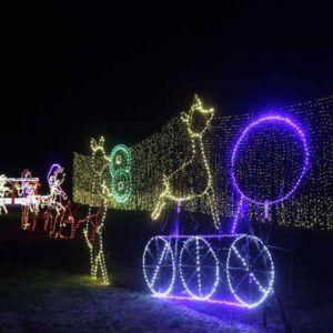 Trail Of Lights Photos Dewberry Farm Light Trails Fresh Christmas Trees Holiday Season Christmas