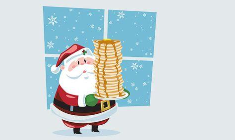 Breakfast With Santa Events In Metro Detroit And Ann Arbor Detroit And Ann Arbor Metro Parent Holiday Fun Santa Breakfast Family Fun