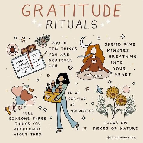 source: @spiritdaughter/ On this week's Friday Favourites, find everyday gratitude rituals, beautiful dried flower bouquets, Audrey Hepburn's wardrobe staples, and more! #fridayfavorites