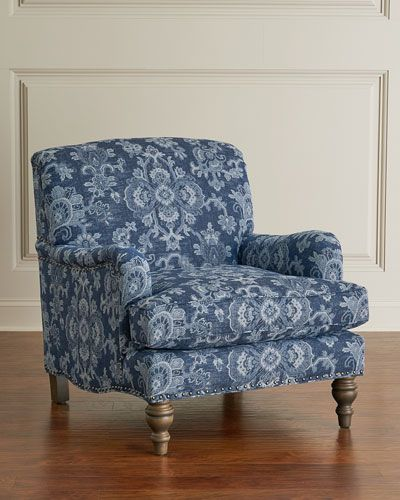 Bluebell Chair Furniture Handcrafted, Blue Bell Furniture