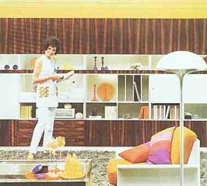 Mobel 70er Jahre Mobel 70er 70er Schrankwand