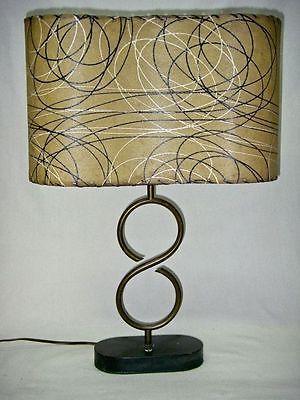 50s Atomic Mid Century Lamp   Lampen