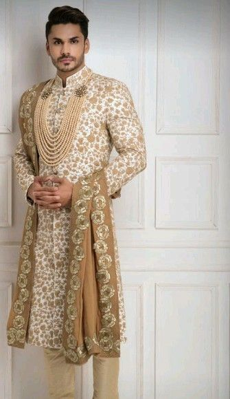 Marriage In 2019 Indian Groom Wear Wedding Dresses Men