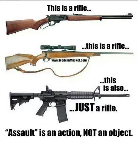 Gun Control advocates are just ignorant!
