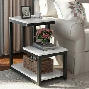 Locksley Coffee Table Modern End Tables Rustic End Tables Side Tables Bedroom