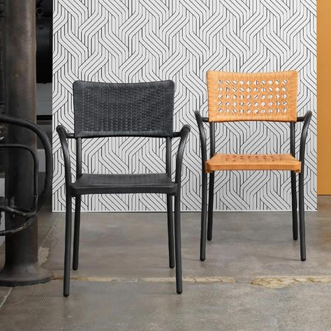 Tavoli E Sedie Da Giardino Nardi.Sedia Artica Wicker Nardi Nel 2020 Tavolo E Sedie Da Giardino