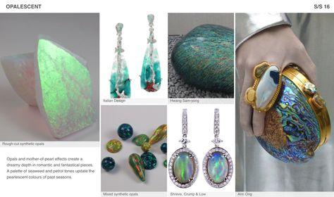 Jewellery // Opalescent