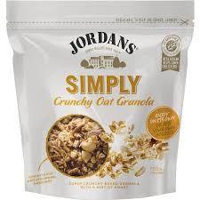 Oats granola, Granola, Food