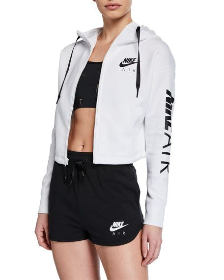 Nike Air Cropped Fleece Active Hoodie | Ropa, Sudaderas, Estilo