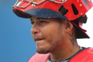 St. Louis Cardinals: Shelby Miller Crosses Line With Yadier Molina