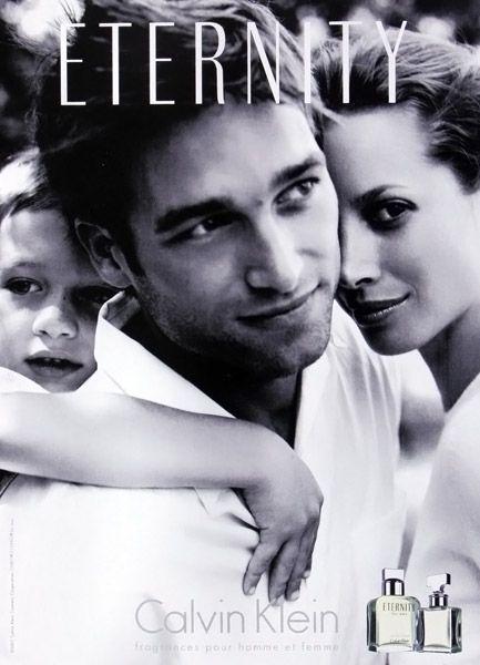 Du Parfum Klein Christy Turlingtonpublicité Eternity2000Calvin m8n0Nvw