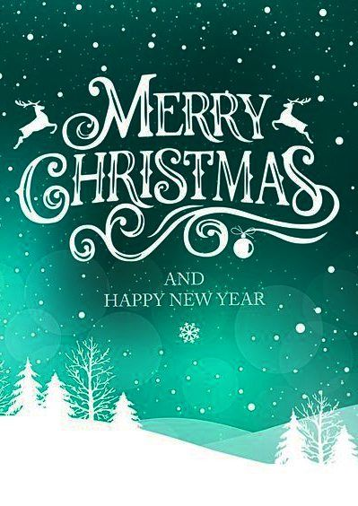 Merry Christmas And Happy New Year Wishes 2020