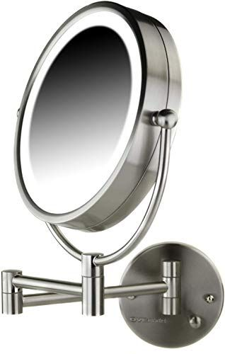 Enjoy Exclusive For Ovente Lighted Wall Mount Mirror 8 5 Inch