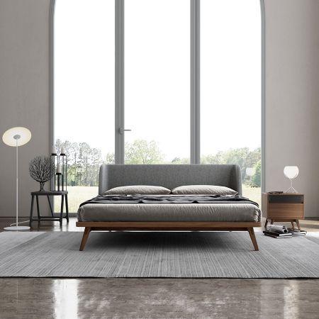 Haru Bed In 2020 Bed Modern Master Bedroom Master Bedroom Design