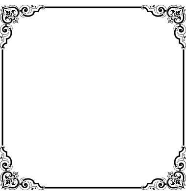 Elegant Border Frame Clipart Panda Free Clipart Images Clip Art Frames Borders Borders And Frames Clip Art Borders