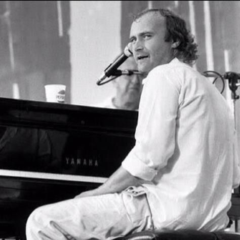 Phil Collins!