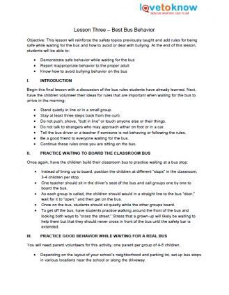 Safety School Bus Cool Bus Pinterest Safety, School safety - sample safety plan