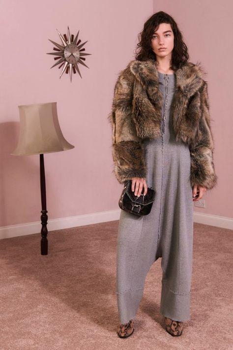 Stella Mccartney Pre Fall 2017 Collection
