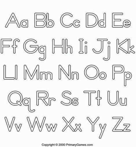 Abc Coloring Pages Primarygames Free Printable Worksheets Free Abc Coloring Pages Alphabet Coloring Pages Abc Coloring