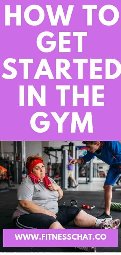 Workout tips for beginners (how to start working out at the gym)