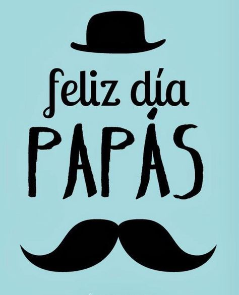Feliz día papitos! Disfruten que hoy sea un día maravilloso ...