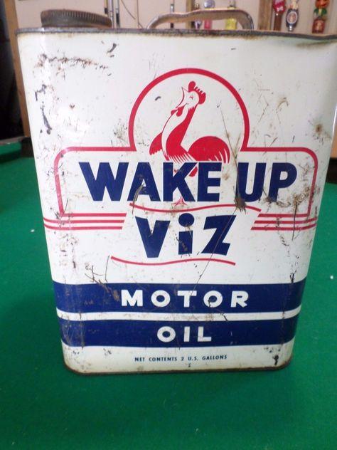 vintage gas and oil memorabilia