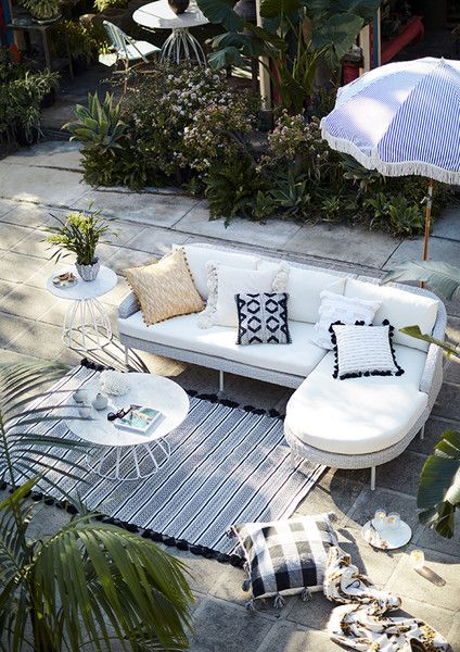 sunny sectional anthropologie outdoor