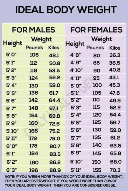 Weight Chart For Women Body Types 58 Ideas Ideal Body Weight Weight Charts For Women Ideal Weight Chart