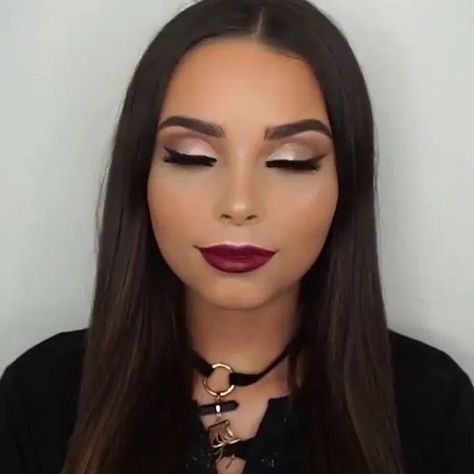 146 amazing party makeup looks to try this holiday season - page 25 ~ myhomeku.com