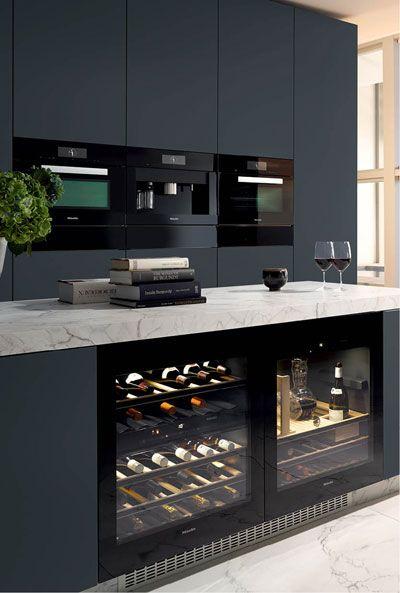Miele kitchen interior
