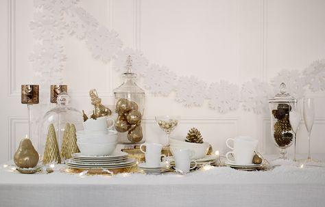 The perfect Christmas table