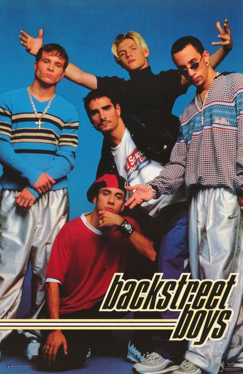 My old poster i used to have Backstreet Boys, Teen Posters, Band Posters, Music Posters, Indie, Nick Carter, Boys Wallpaper, 90s Nostalgia, 90s Kids