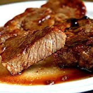 Chuleta De Cerdo En Salsa Agridulce Receta Cerdo En Salsa Chuletas De Cerdo Al Horno Guisado De Puerco