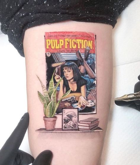 Pop Culture Tattoos