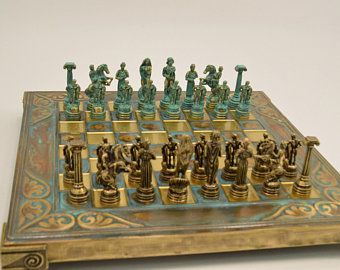 57 Chess Set Ideas