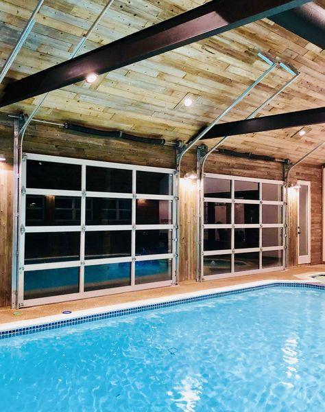 41 Best Inspiration Window Indoor Swimming Pool Design Ideas With Pictures Indoor Swimming Pool Design Indoor Pool House Indoor Outdoor Pool