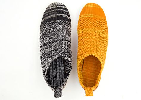 Changing the Way We Walk the Earth for a Cleaner Future - http://www.psfk.com/2015/07/bioknit-footwear-sustainable-sneaker-biomimicry.html