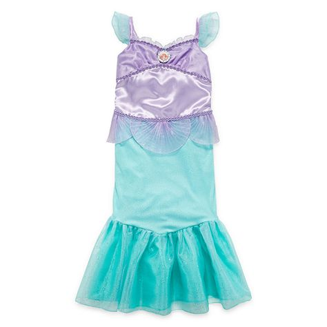 e6234ae323c0 Disney Collection Ariel Costume - Girls 2-8 - JCPenney | Ariel ...