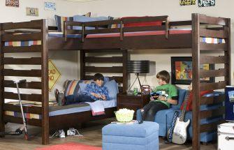 9 Best 3 Tier Bunk Beds Ideas Bunk Beds Triple Bunk Beds Bunks