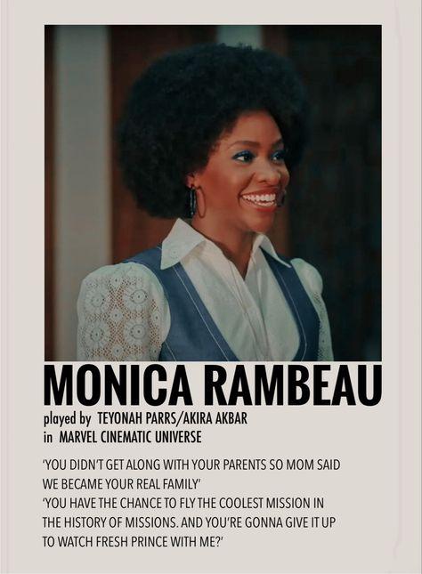 Monica rambeau by Millie