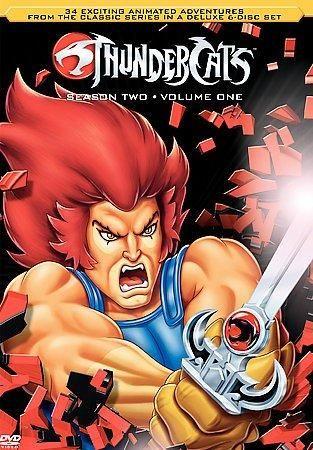 Warner Thundercats: Season Two, Vol 1