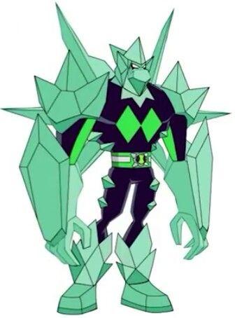 Diamante Supremo Omniverse Aliens